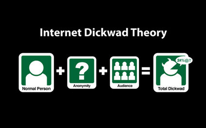 Internet Dickwad Theory